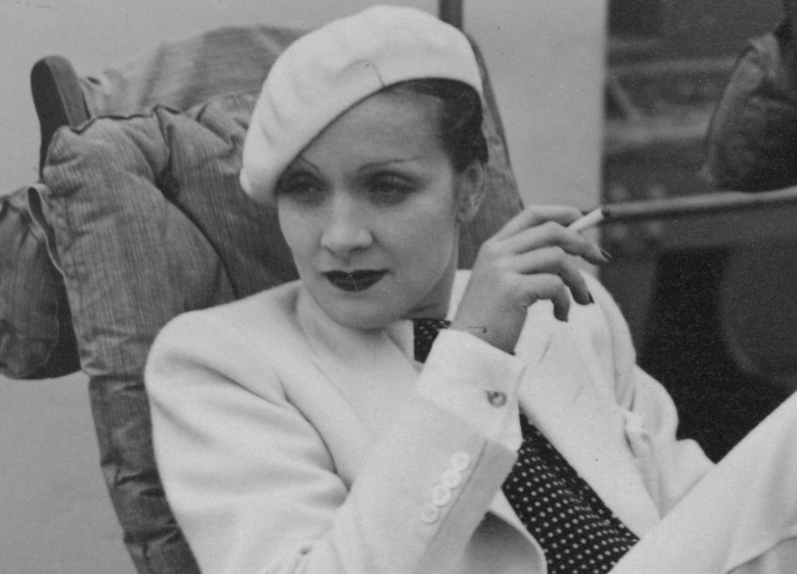 Marlene Dietrich hollywood