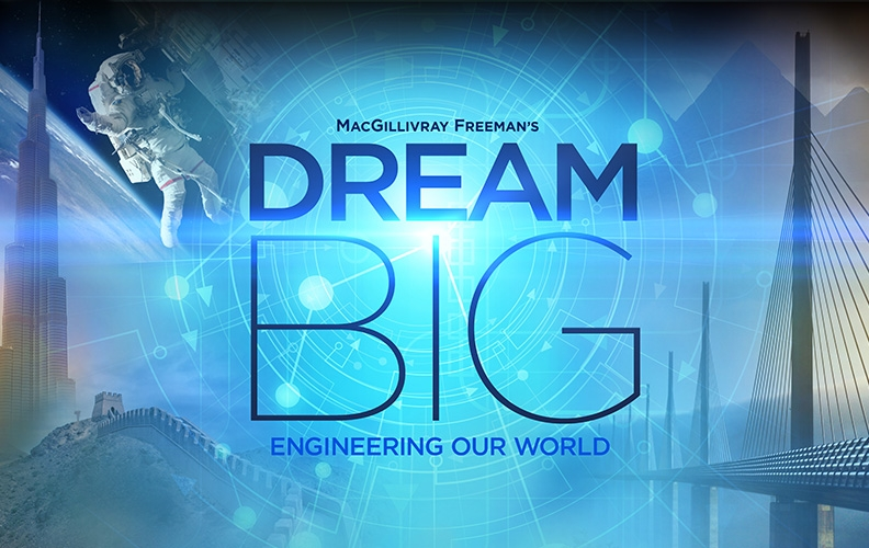 DREAM BIG: Engineering Our World Opens in IMAX 3-D at the National Air and  Space Museum Feb. 17 | Smithsonian Institution