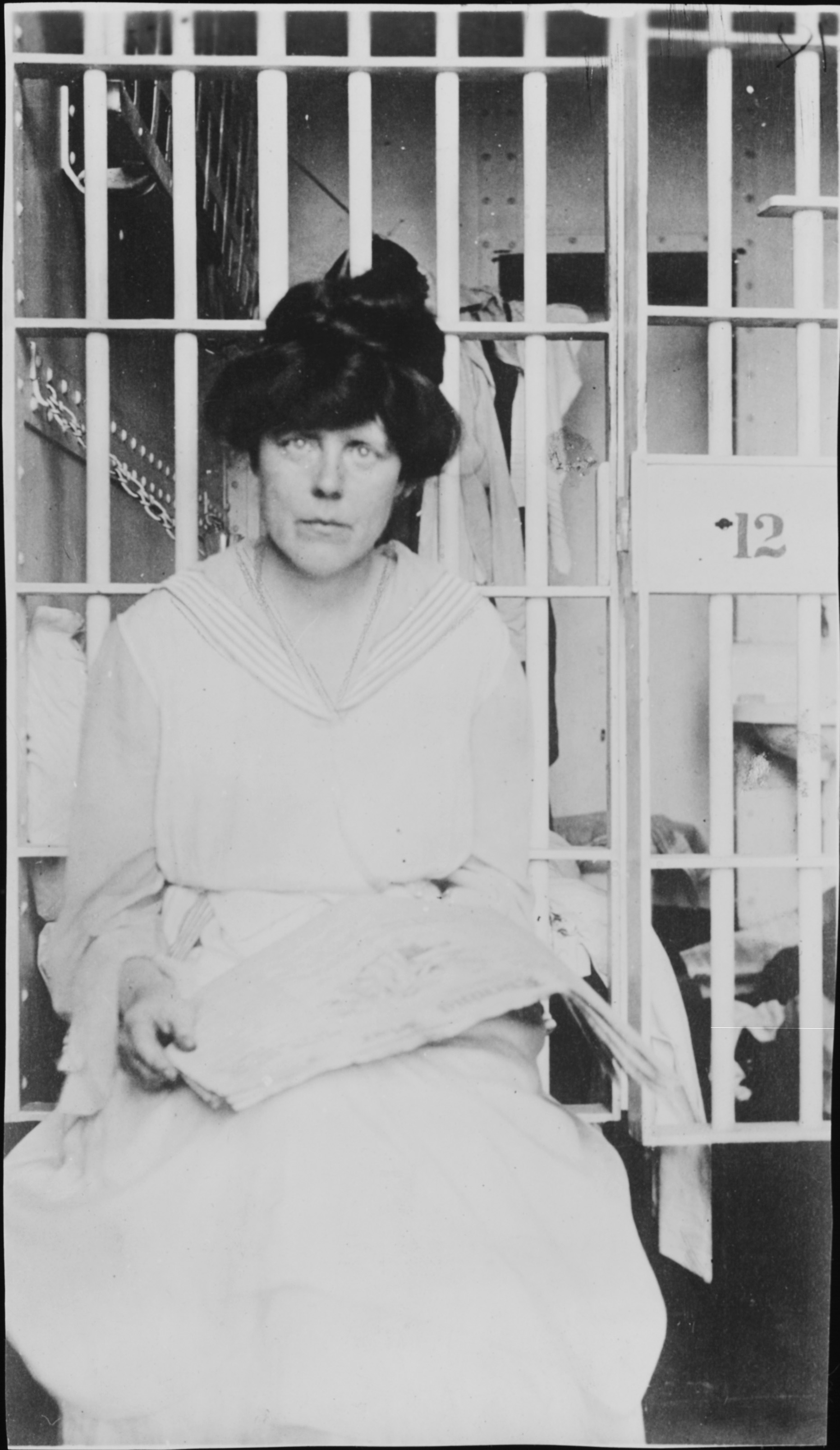 Burns, Miss Lucy, of C.U.W.S. in Jail