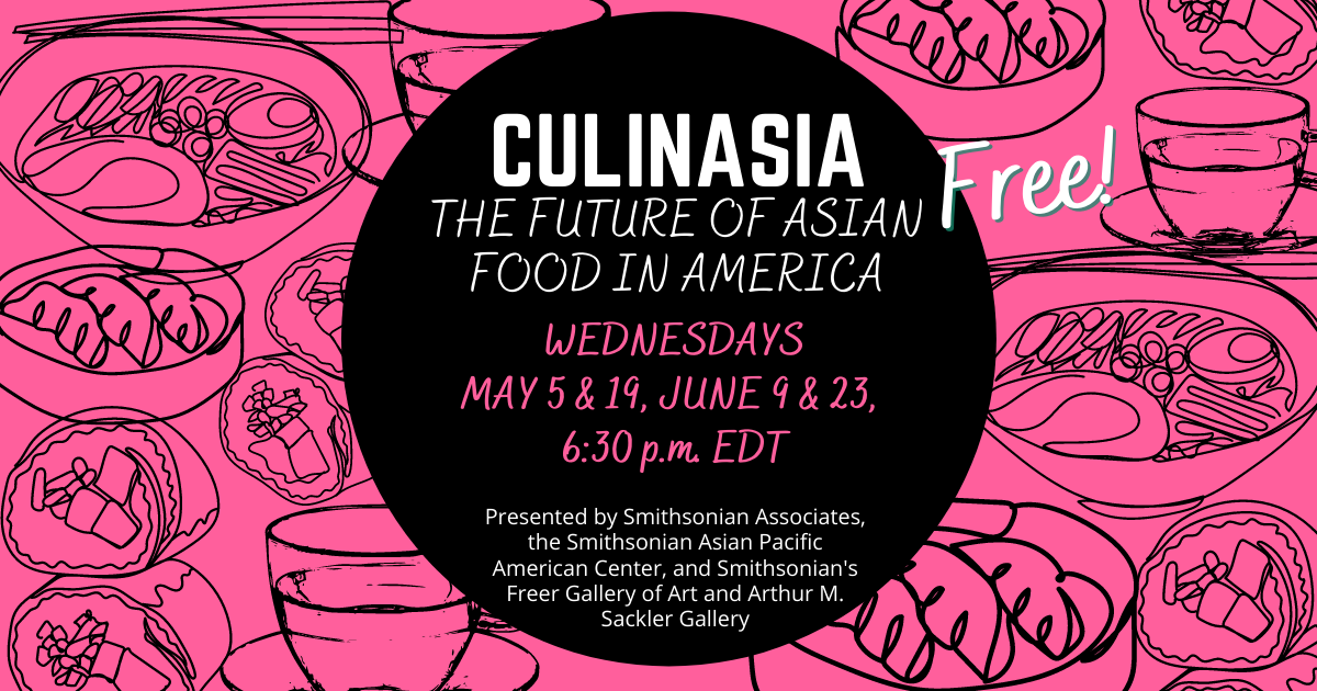 Culinasia: The Future of Asian Food in America. Free!