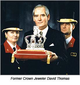 former British Crown Jeweler David Thomas