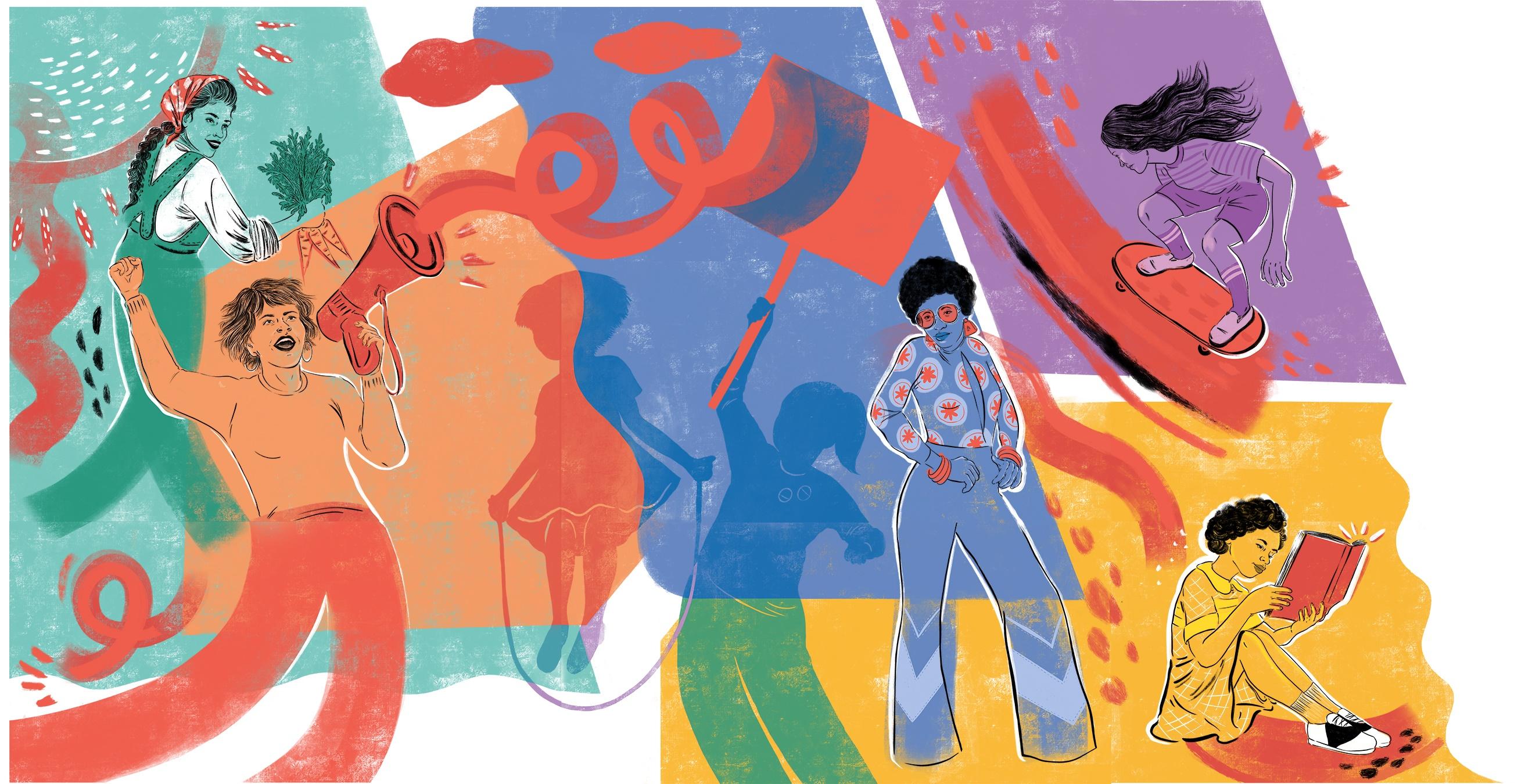 Girlhood Exhibition