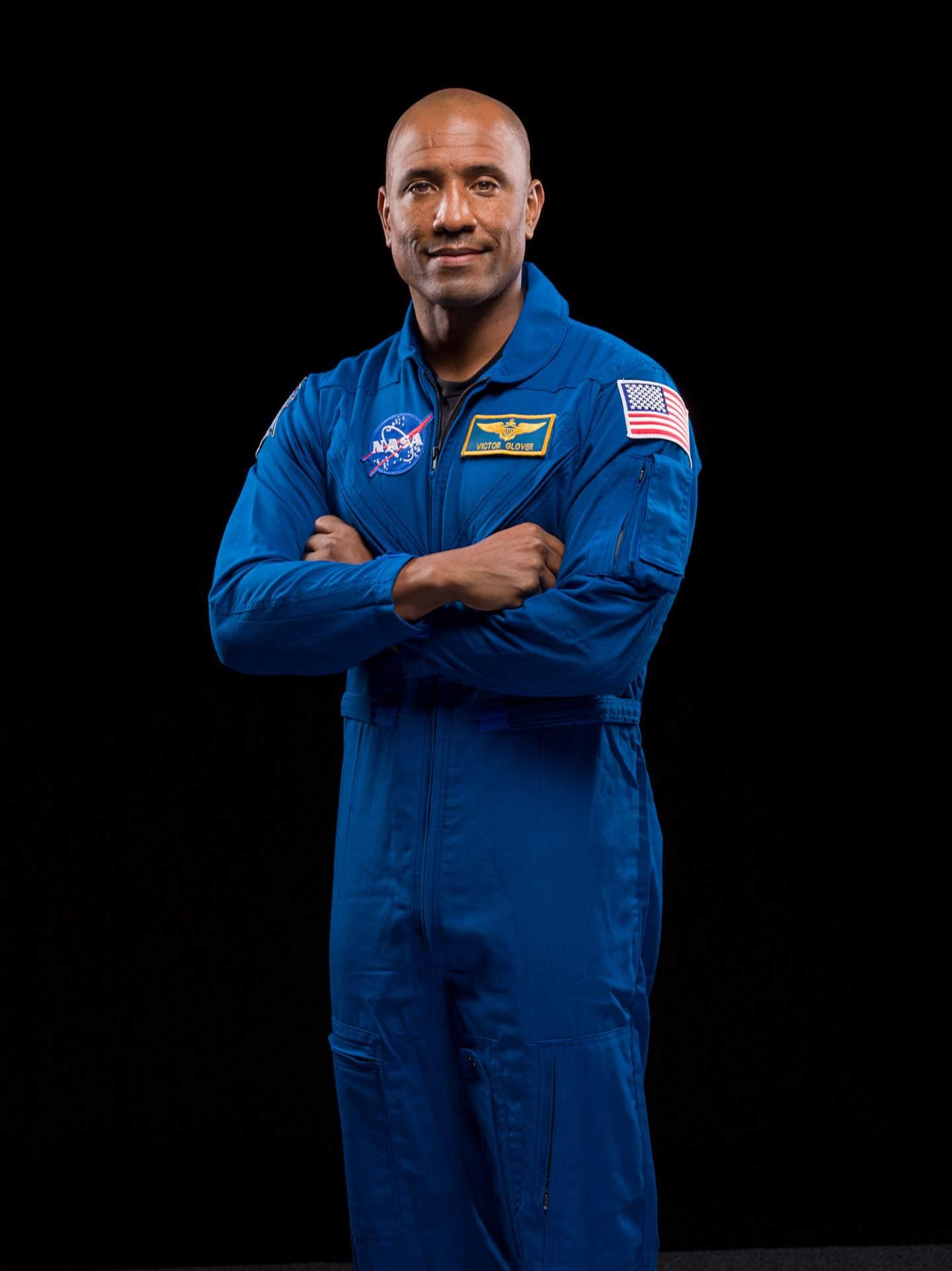 Astronaut Victor Glover