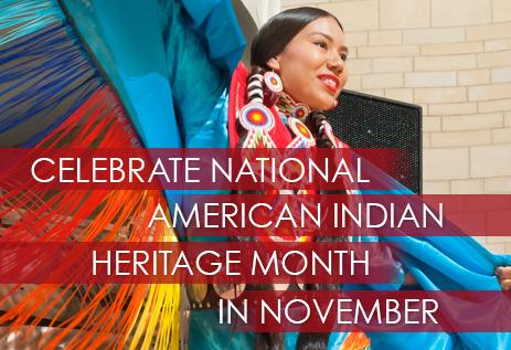 heritage month logo image