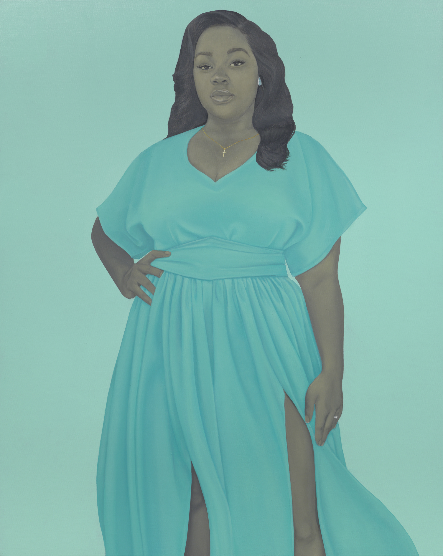 Portrait of Breonna Taylor