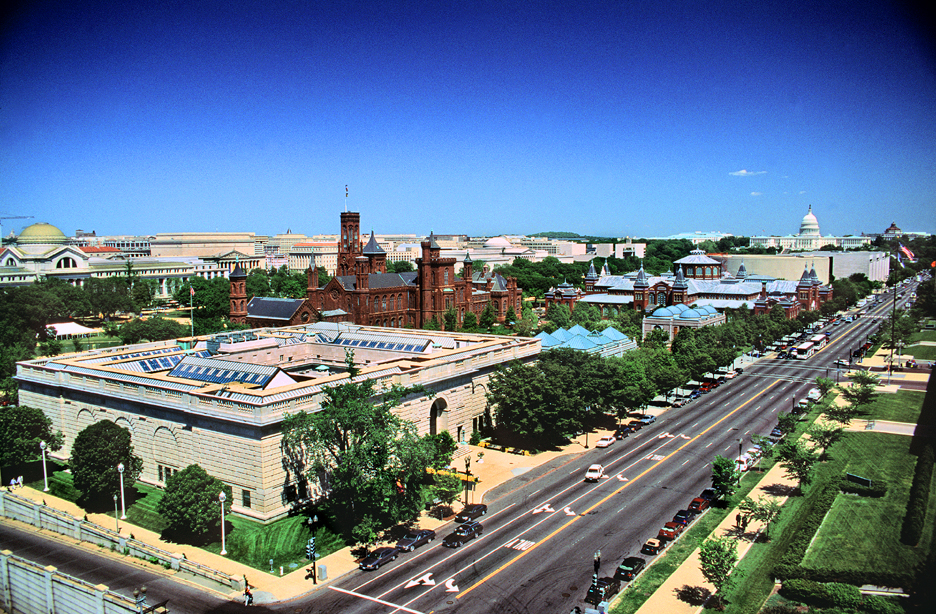 Smithsonian Names Architect for South Mall Museums Master Plan