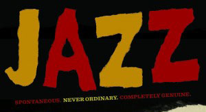 Cropped Jazz poster