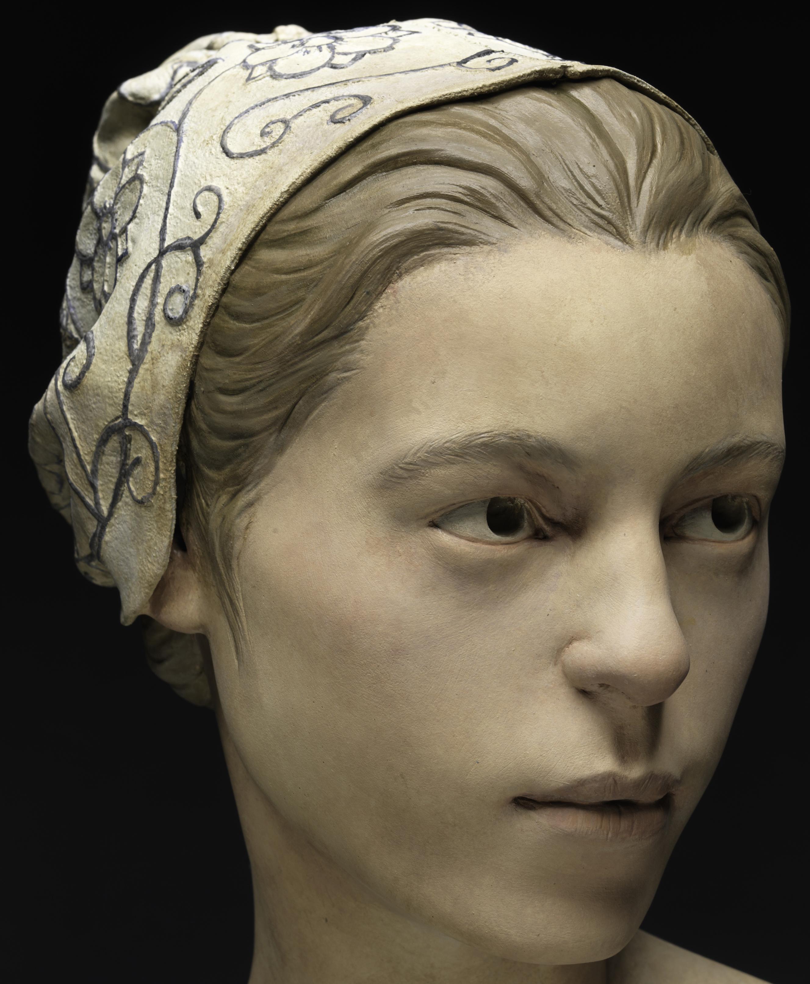 Jamestown facial reconstruction