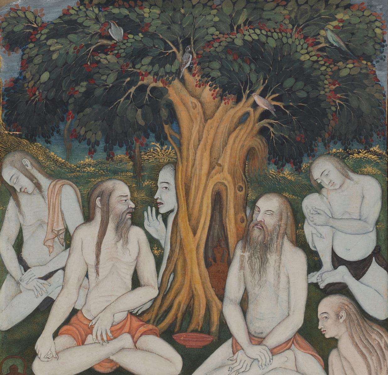 Gulshan Album, Folio 6b