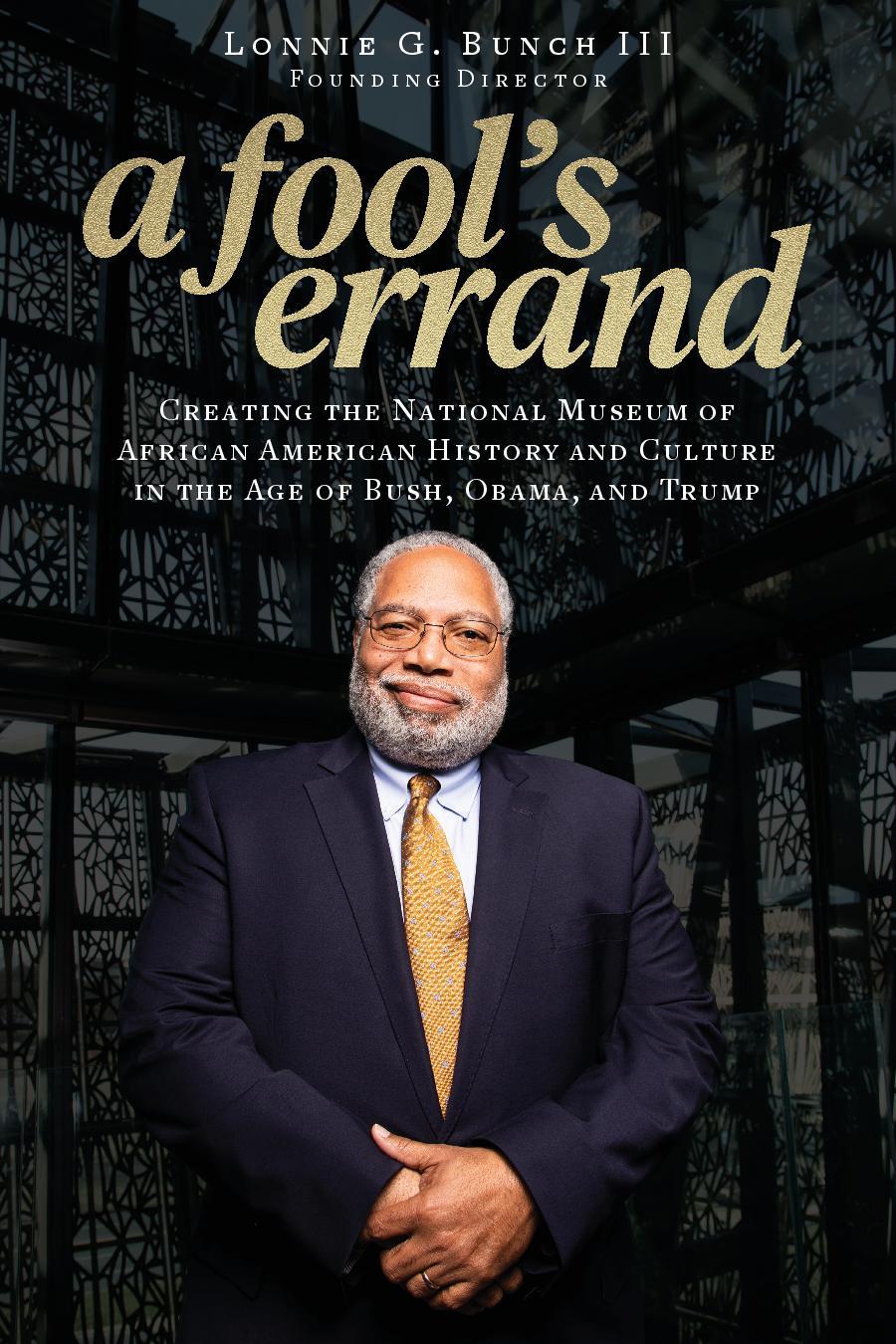 A Fools errand book cover