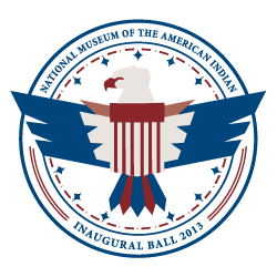 NMAI Inaugural Ball Logo