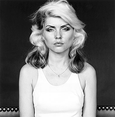 Deborah Harry, 1978 © Robert Mapplethorpe Foundation. Used by permission.