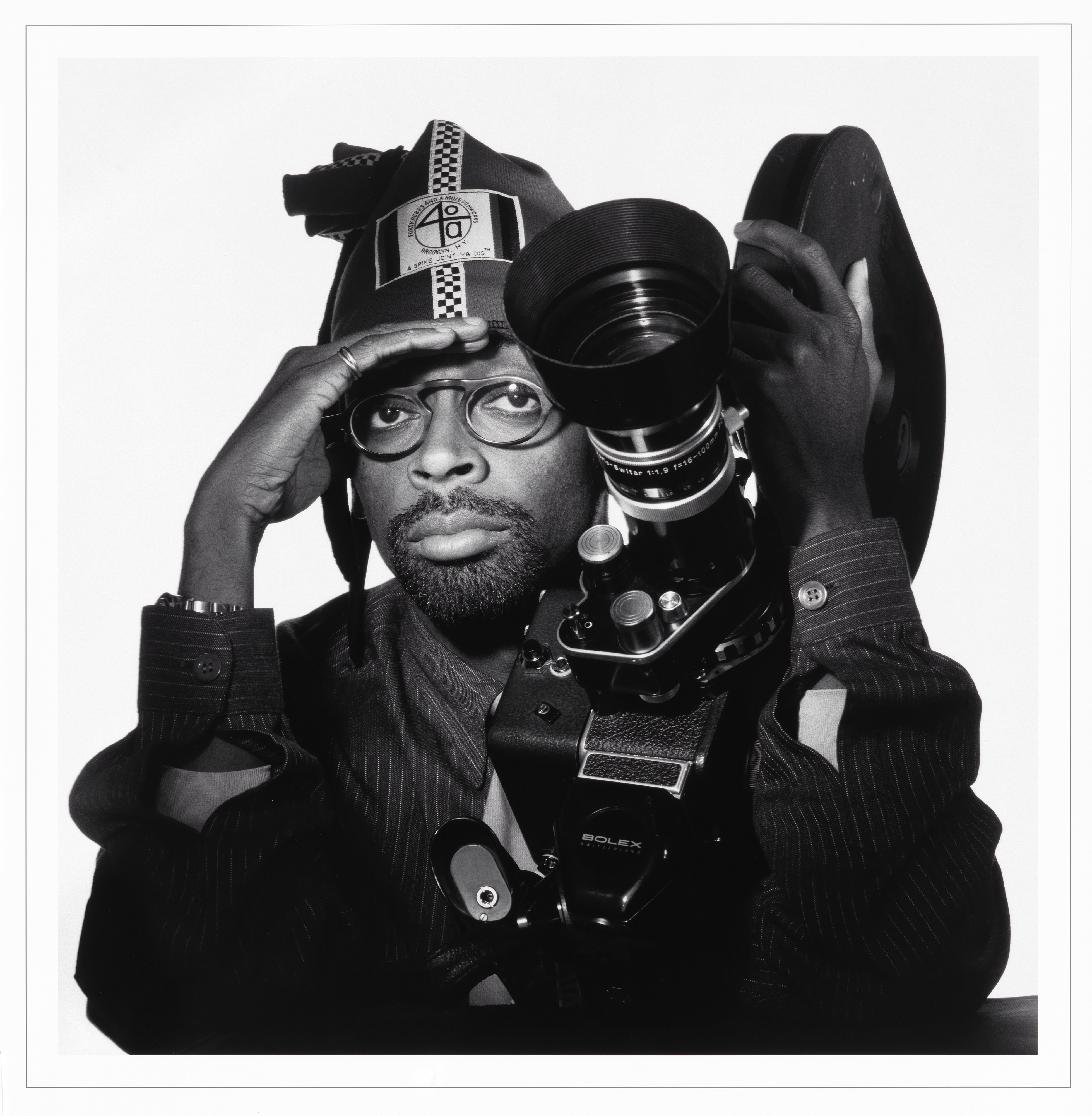 Spike Lee with camera