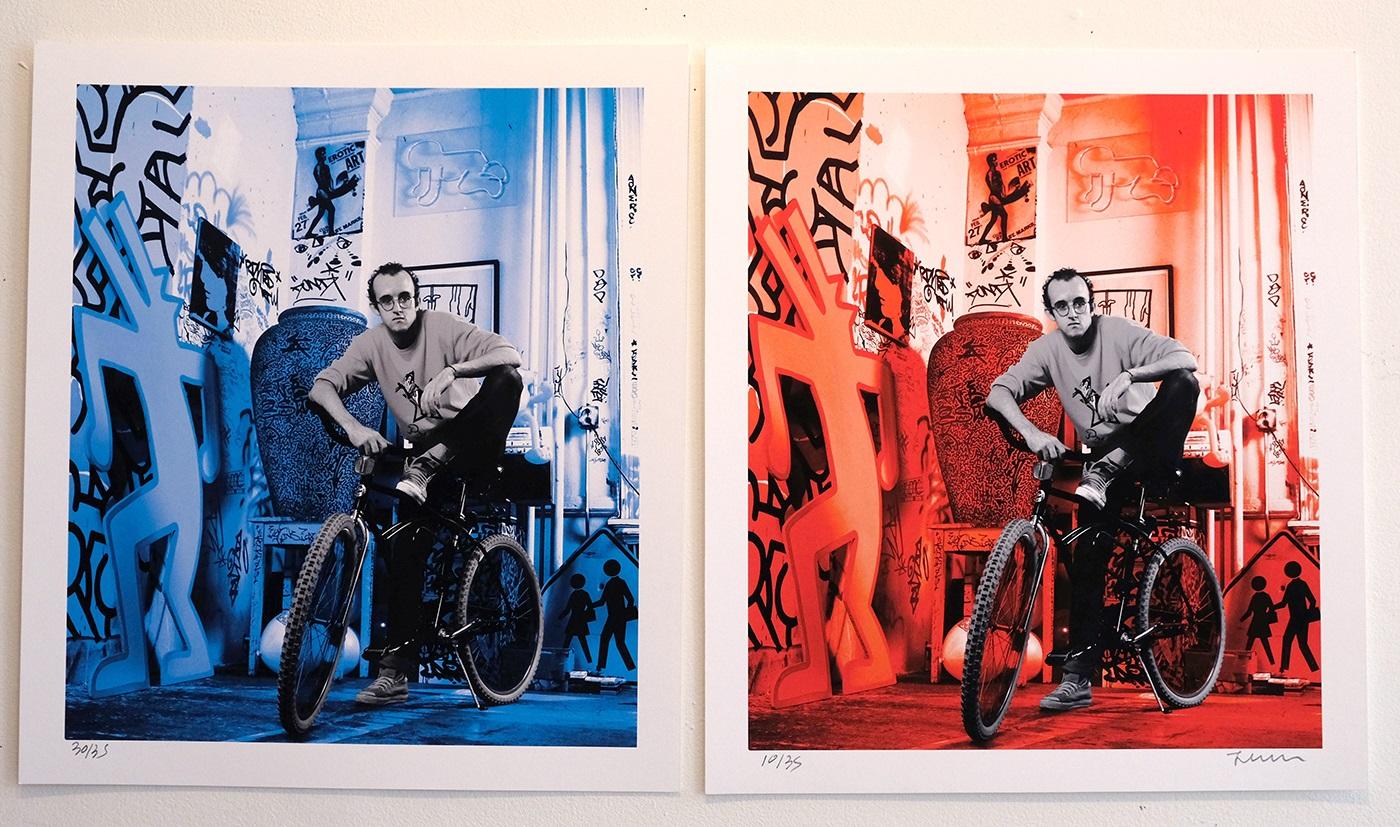 Keith Haring prints