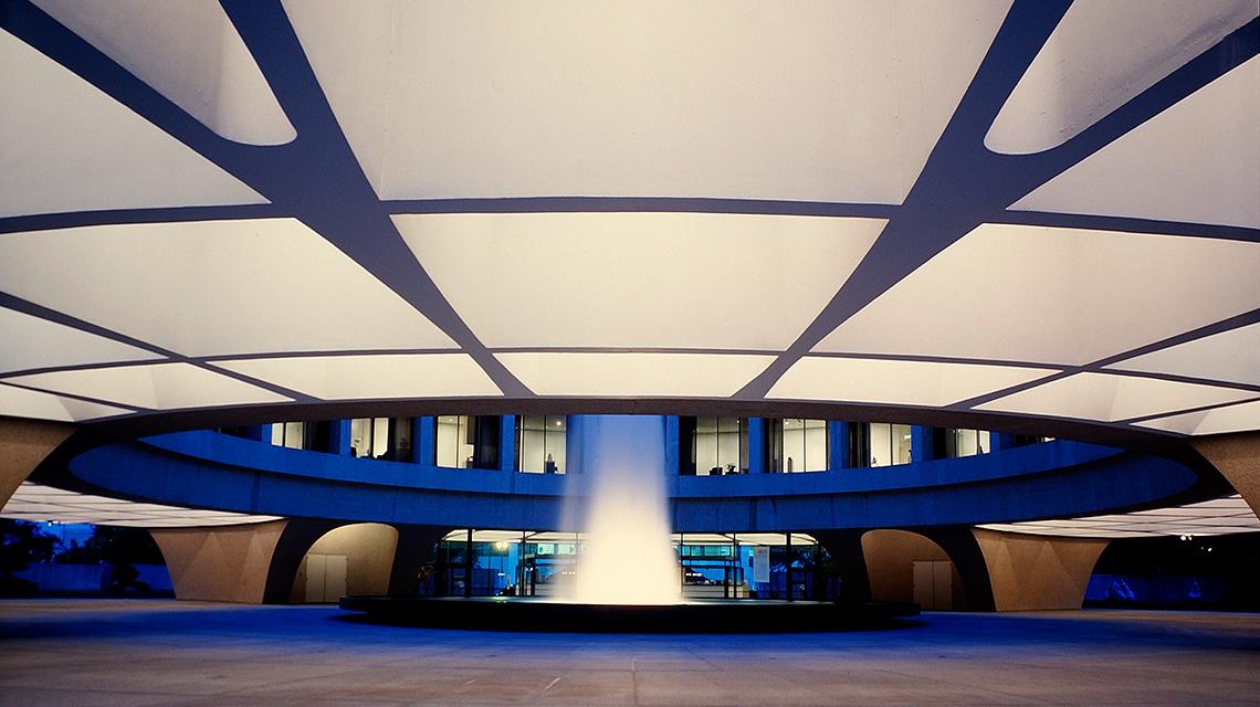 Hirshhorn Plaza