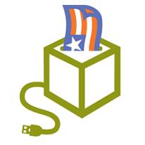 Political Machines logo