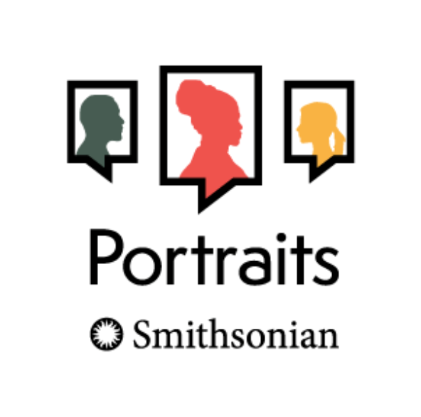 "Graphic advertising podcast ""Portraits"""