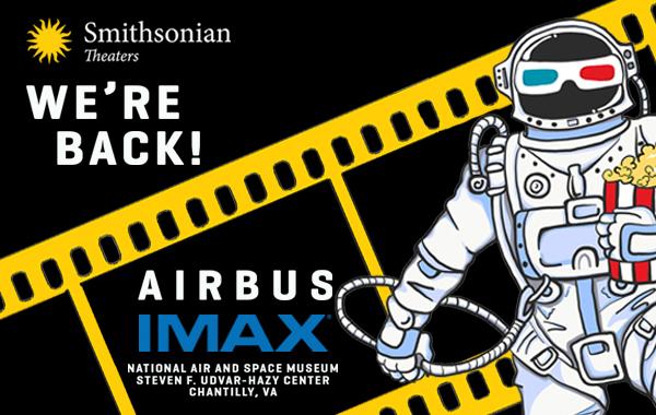 Smithsonian Theatres Airbus IMAX