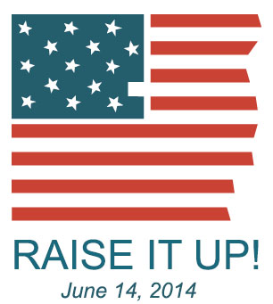 Raise it up logo