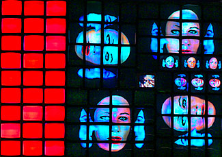 Nam June Paik artwork
