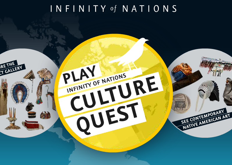 Culture Quest Game Website