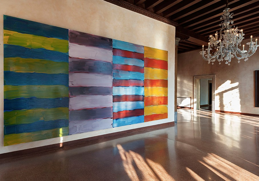 Sean Scully, The Gatherer