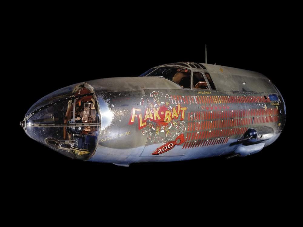 Martin B-26B-25-MA Marauder Flak-Bait