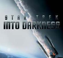 Star Trek, Into Darkness movie poster