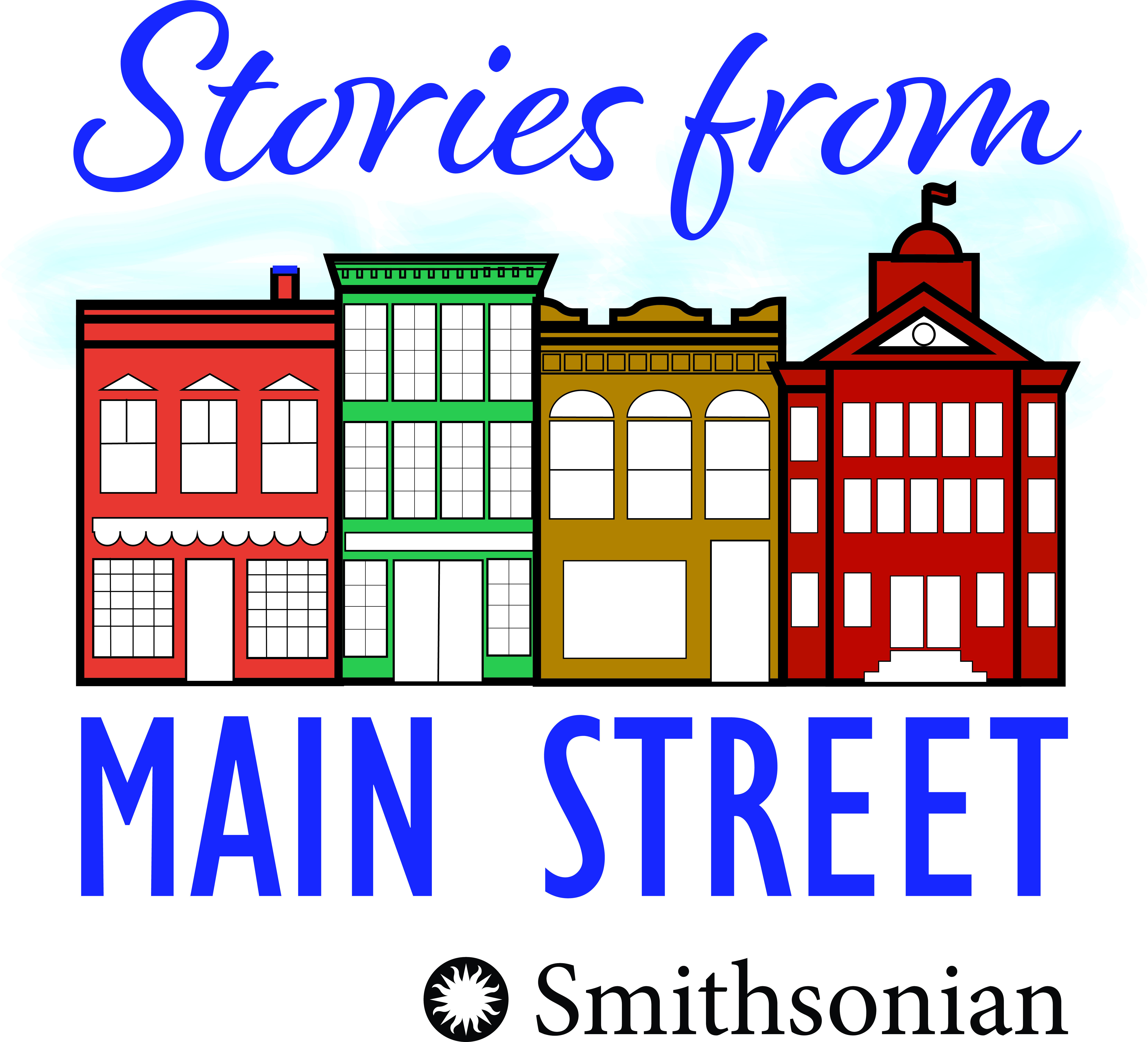 Logo for Stories from Main Street