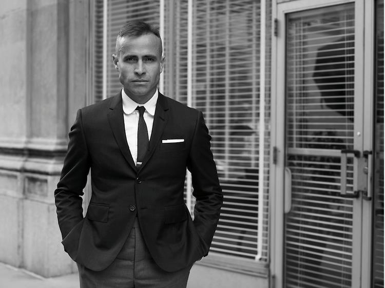 """0a43360b0a For the next installment of Cooper Hewitt, Smithsonian Design Museum's  popular """"Selects"""" series, fashion designer Thom Browne explores ideas of  reflection ..."""
