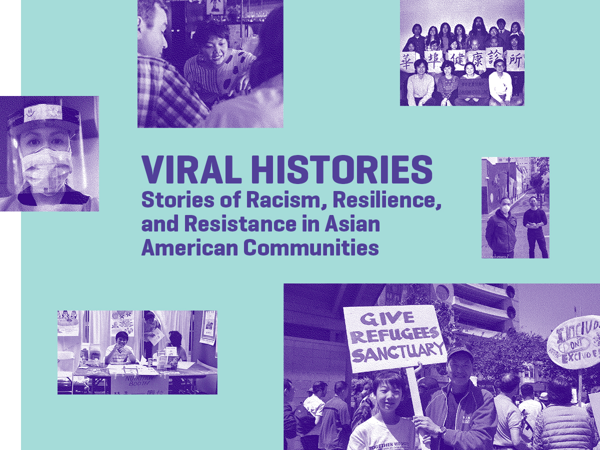 """National Museum of American History Hosts """"Viral Histories: Stories of Racism, Resilience, and Resistance in Asian American Communities"""""""
