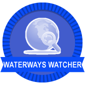 Waterways watcher digital badge