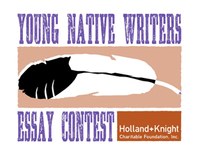 Young native writers essay contest