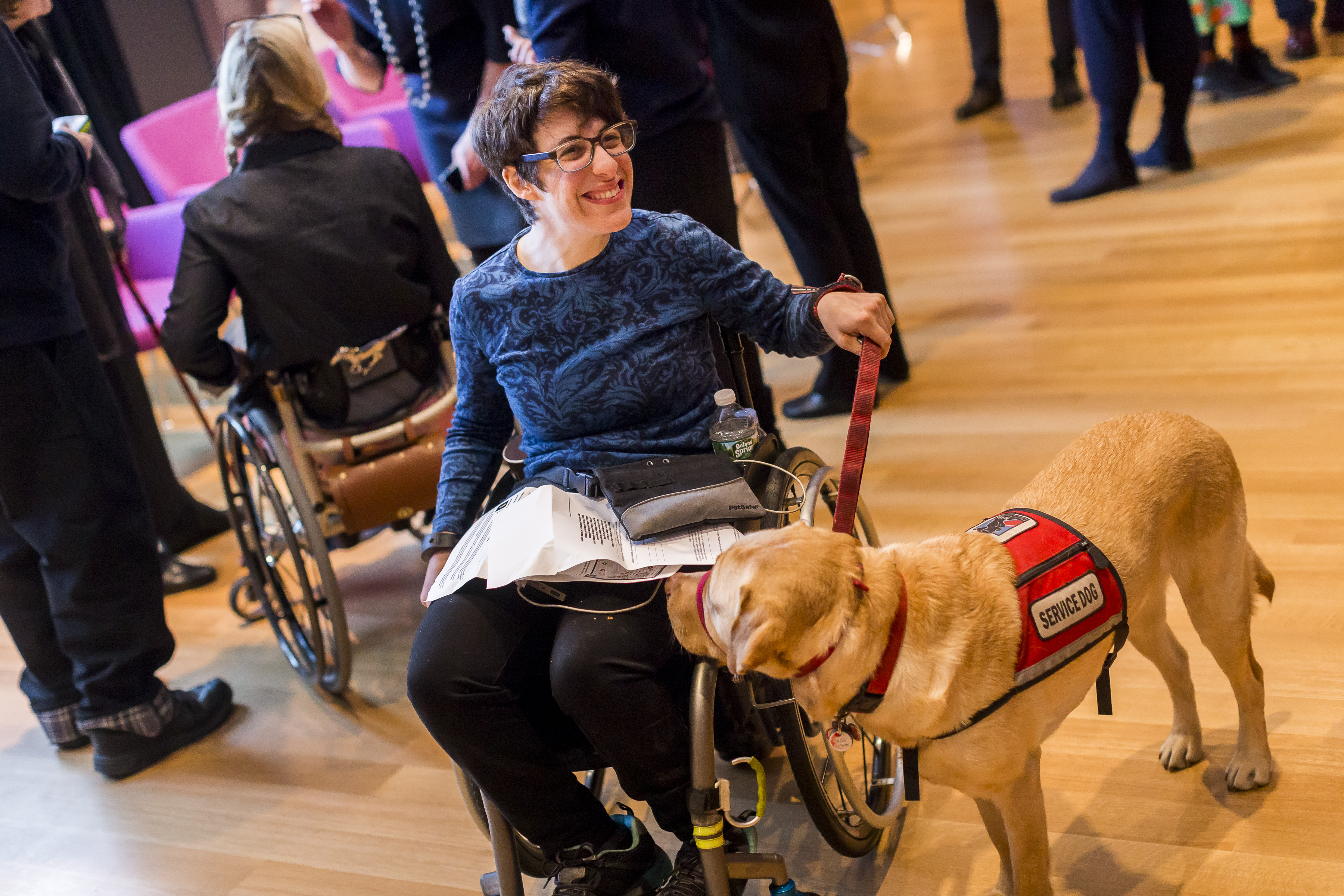 Accessibility for Visitors| Smithsonian Institution