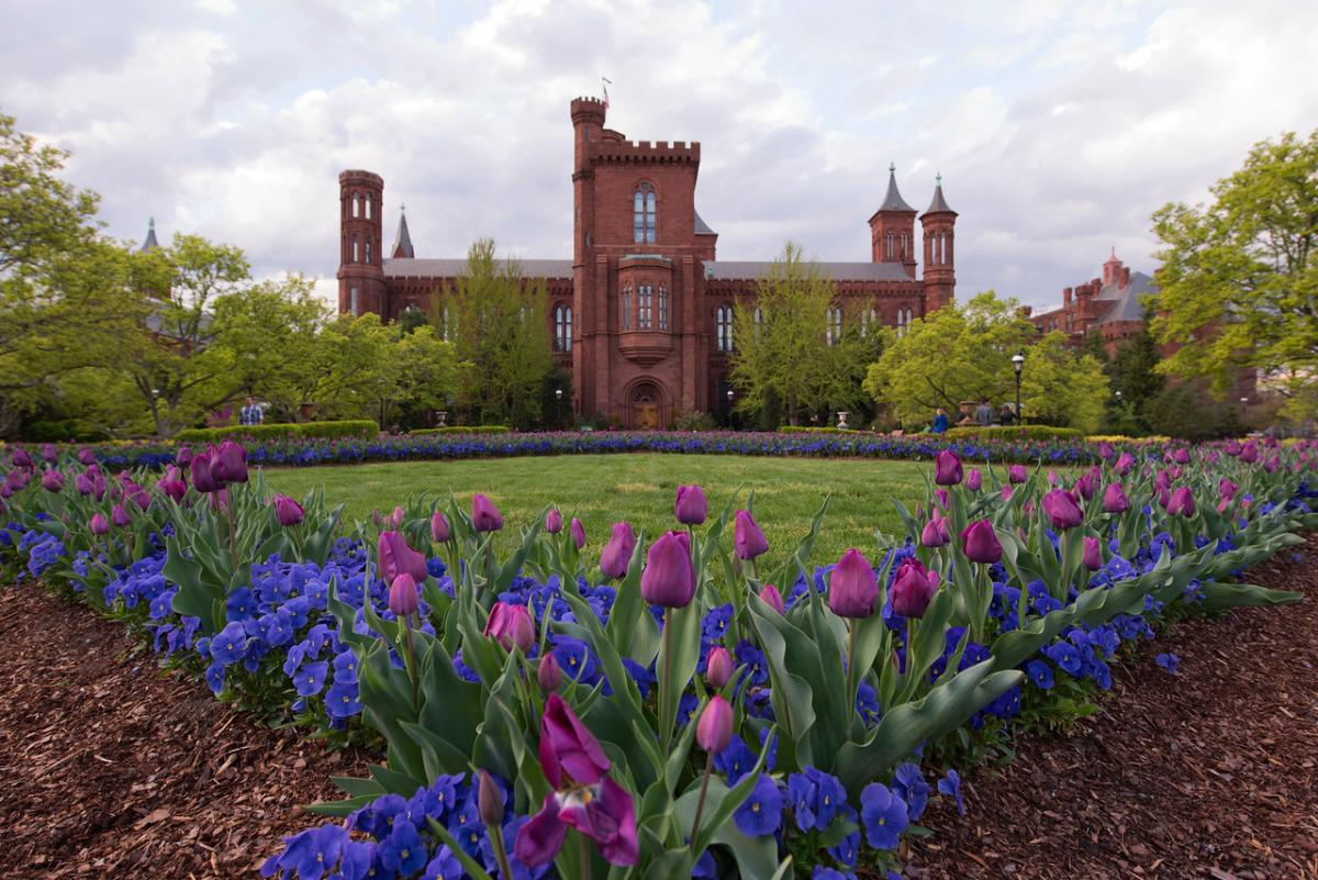 host an event at the smithsonian castle