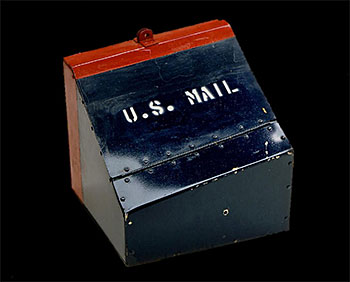 missile mail container