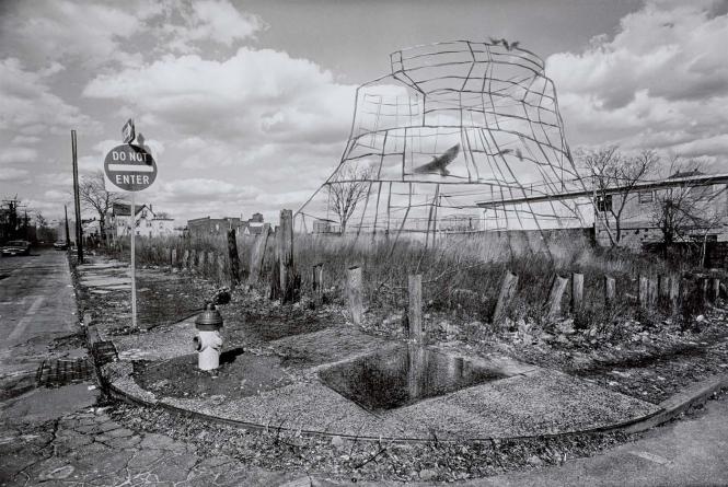 derelict urban site