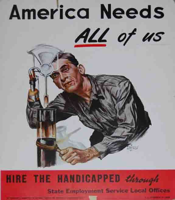 American Needs All of Us poster