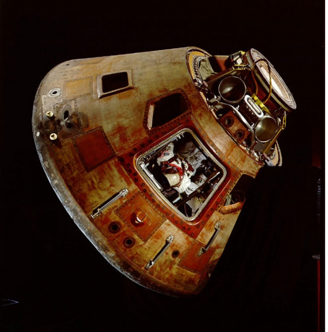 "Apollo 11 Command Module ""Columbia,"" 1969"