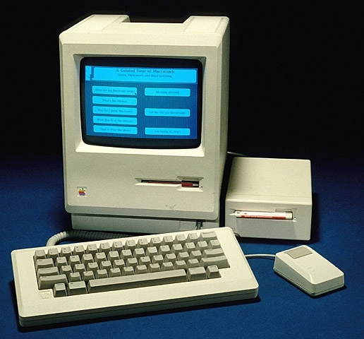 "Apple ""Classic"" Macintosh Personal Computer, 1984"