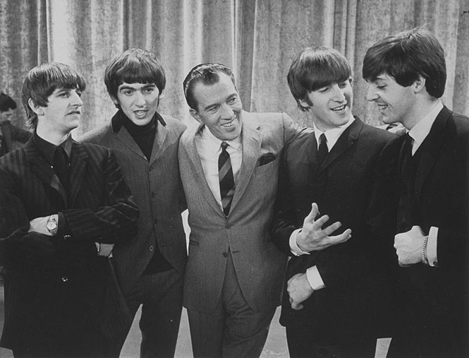 "The Beatles' First Appearance on ""The Ed Sullivan Show,"" 1964"