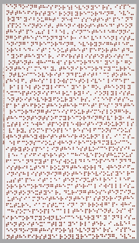 Braille Wallpaper