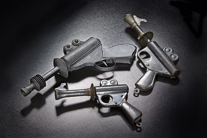 Buck Rogers Ray Gun Toy, 1934