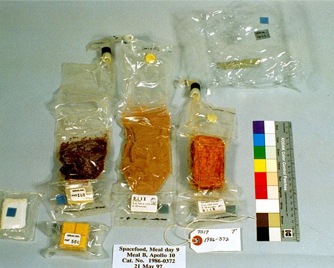 Apollo 10 Space Meal, 1969