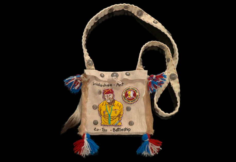 Navajo Code Talkers Bag