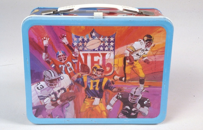 NFL lunchbox