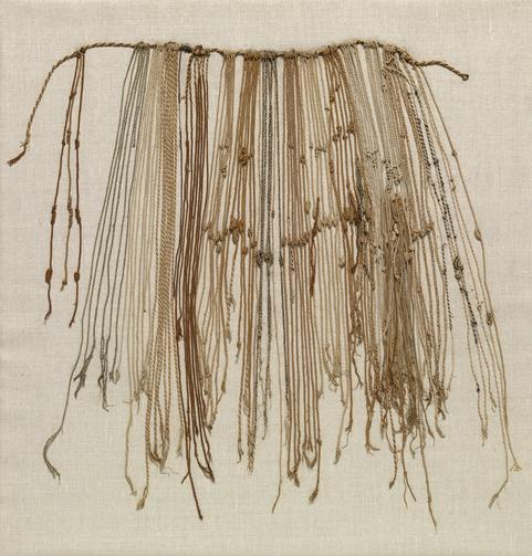 Quipu, AD 1400 - 1532