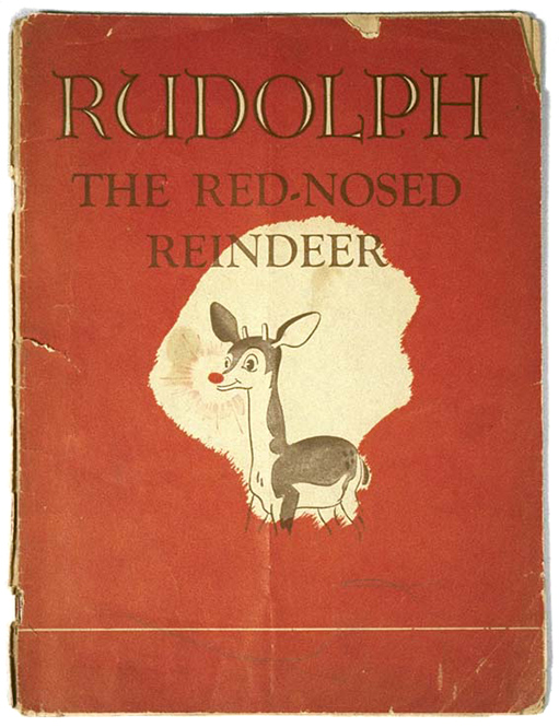 "Montgomery Ward Department Store ""Rudolph the Red-Nosed Reindeer"" Book, 1939"