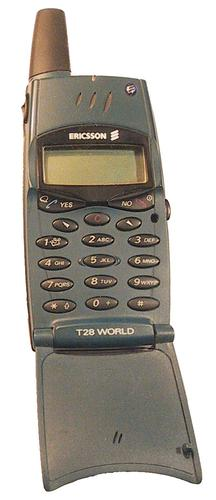 Cell Phone from Sept. 11