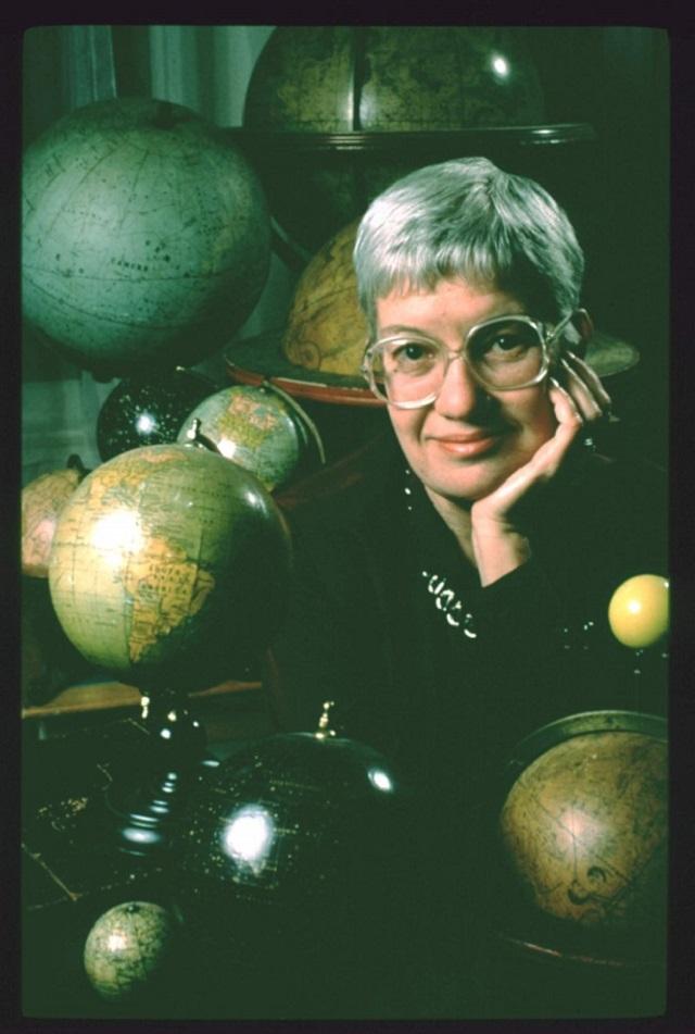 Vera Rubin: Lifelong Astronomer